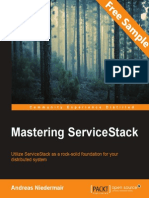 Mastering ServiceStack - Sample Chapter
