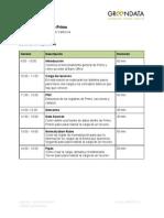 Agenda (UPV)