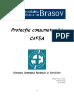 Protectia consumaturului - cafea