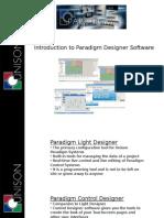 Light Designer - V8 - Paradigm 2.1.2