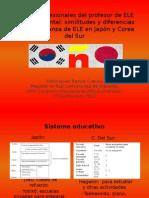 Salidas profesionales del profesor de ELE en Japón y Corea del Sur
