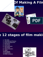 Film Making Stages