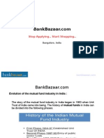 Evolution of the Mutual Fund Industry in India
