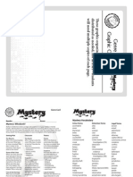mystery graphic organizers high school 2015