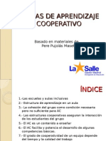 9 Ideas de Aprendizaje Cooperativo Modificada[1]
