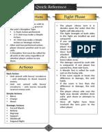 SoWDotC Quick Reference PDF