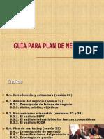 Plan de Negocios II
