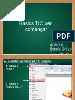 Tic Basics
