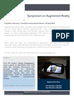 AR Symposium