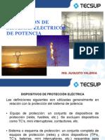 protecciones de sistemas eléctricos de potencia