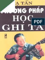 Phuong Phap Hoc Guitar.pdf