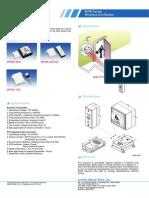 Wireless Push Buton - Gianni
