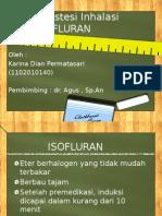 isofluran
