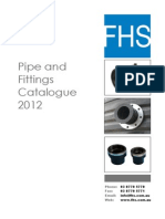 FHS Pipe and Fittings Catalogue