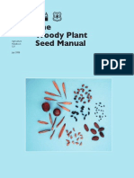 Woody Plant Seed Manual