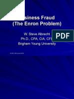 Financial Statement Fraud.enron.aicpA