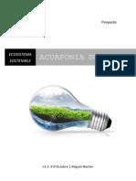 Proyecto Acuaponia Solar - Intro