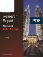Navigating Malaysia 2015 - Malaysia's Demographic Dividend