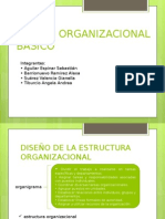 Diseño Organizacional Básico