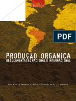 Produção Orgânica Regulamentação Nacional Internacional