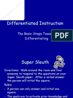 Differentiated ASInstruction 2