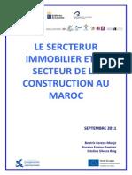 LE SECTEUR IMMOBILIER ET LE SECTEUR DE LA CONSTRUCTION AU MAROC.pdf