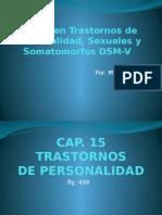 Resumen de algunos trastornos del DSM IV