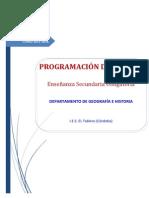 Programacion_Didactica - 1º ESO