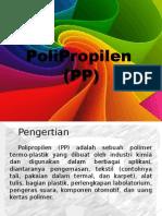 polipropilen.pptx, polimer, monomer, plastik