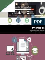 eCourseWiz - eLearning Pitchbook