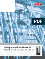 STULZ MiniSpace and MiniSpace EC Brochure 1014 en (1)