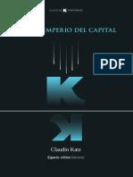 Bajo El Imperio Del Capital. Katz