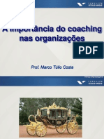 A Importancia Do Coaching Nas Organizacoes