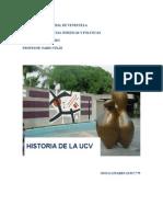 Historia Ucv