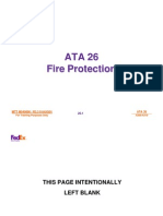 Airbus 26 A300 A310 Fire Protection