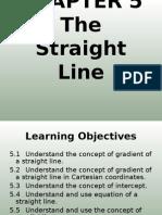 Straght Line