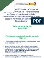 Proyectoregionalcolocarenregional