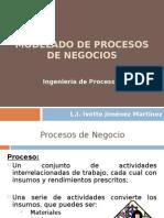 Modelado Procesos Negocio