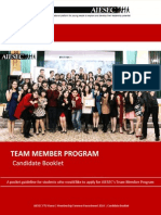 [AIESEC FTU HN] Candidate Guideline TMP Summer Recruitment 2014
