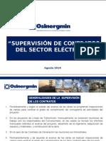Contratos Sector Elect. Agosto 2014