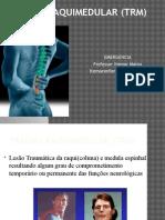 Trauma Raquimedular (TRM) Itemar