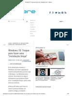 """Windows 10_ Truque para fazer uma """"instalação limpa"""" - Pplware.pdf"""