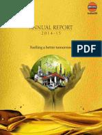 IOC Annual Report 2014-15