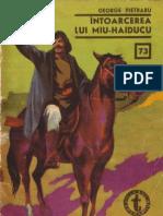 73 - George Pietraru - a Lui Miu - Haiducu