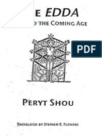 The Edda as Key to the Coming Age - Peryt Shou