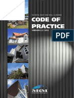 Roofing code of practice