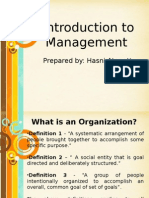 1.Intro to Management