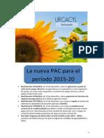 Cuadernillo PAC 2015-2020 v2