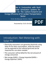 EVs Solar Roof Top