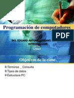 programacion de pc